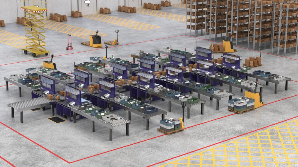 Photo of Pacplan Technik bespoke packaging system