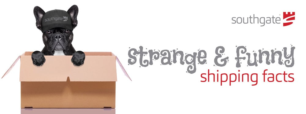 Strange and Funny Shipping Facts