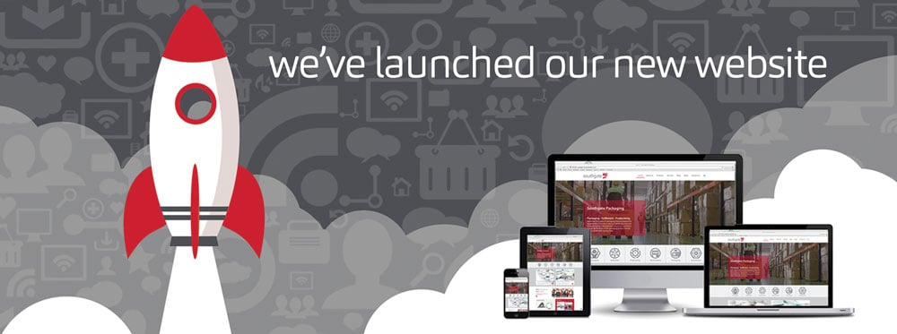 Southgate Launches New Website