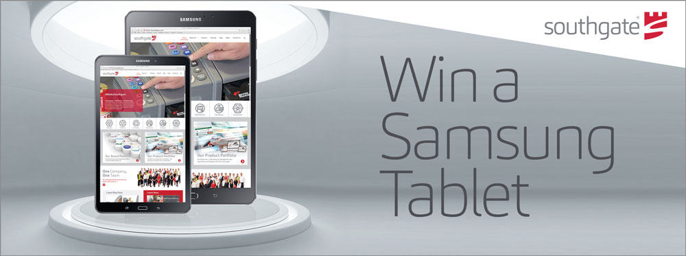Your Chance To Win A Samsung Tablet