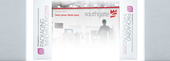Southgate at Packaging Innovations 2019